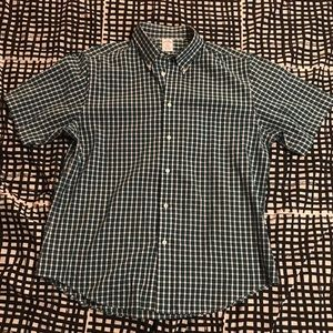 Brooks Brothers Short Sleeve Button Up